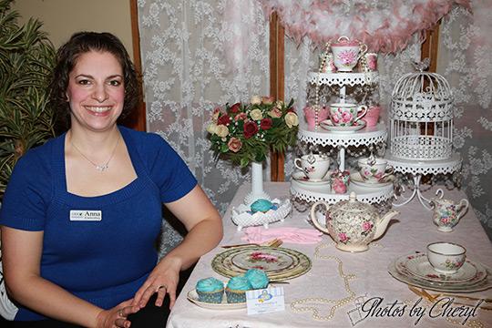 Anna Kouwenberg, Decorator, The Cake Creative