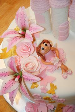 Fairy Princess Cake